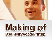 Making of of the CD The Hollywood-Success-Code®